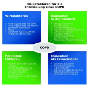 Schaubild Möglichkeiten einer pneumologischen Rehabilitation