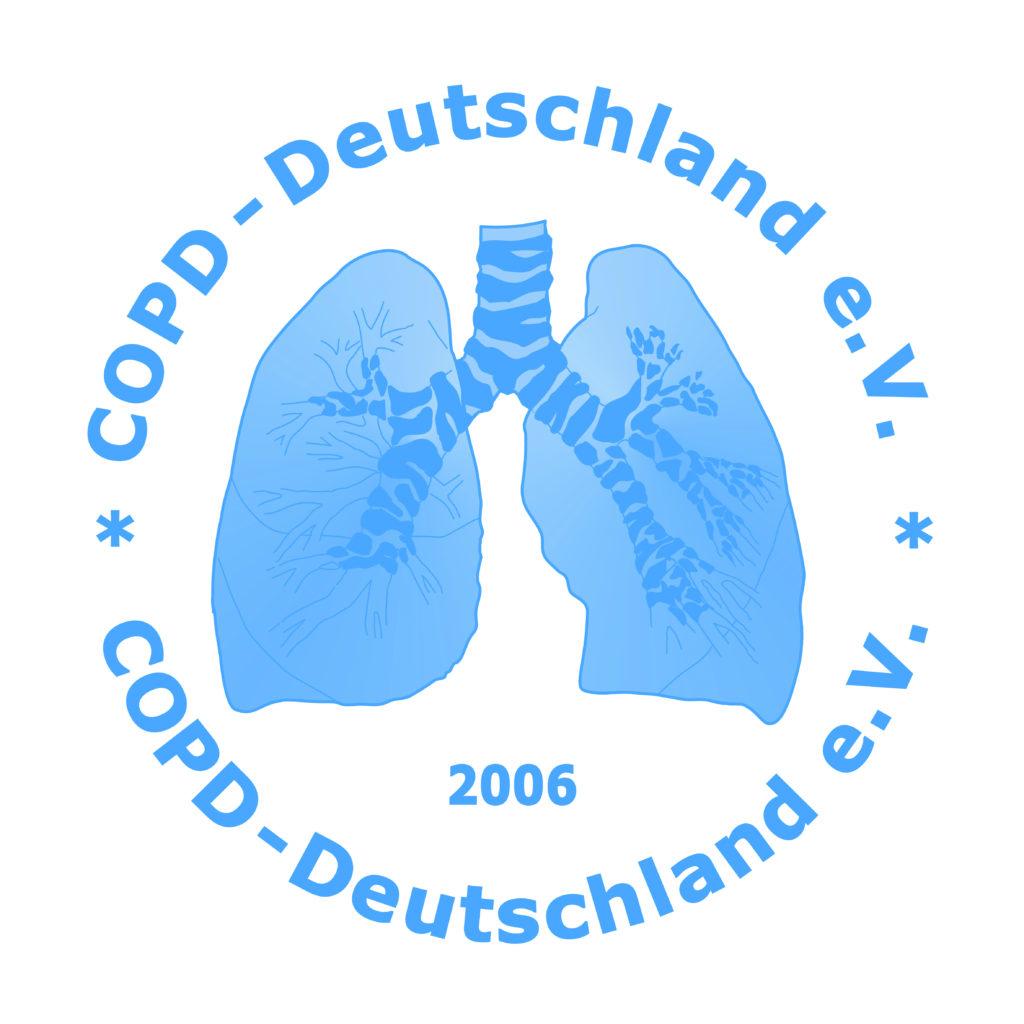 Logo COPD Deutschland eV Nordseeklinik Westfalen