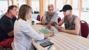 gesunde Ernährung Nordseeklinik Westfalen Rehabilitation am Meer