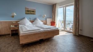 Zimmer 4 Sterne Hotel Rehabilitation am Meer