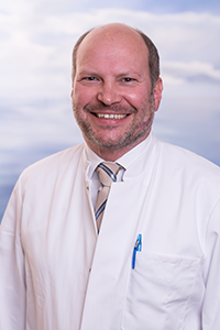 Martin Leibl hat die medizinische Leitung in der Nordseeklinik Westfalen