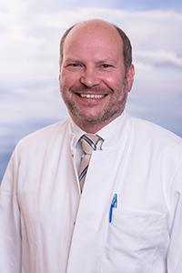Martin Leibl, medizinische Leitung in der Nordseeklinik Westfalen