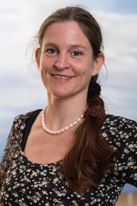 Heidrun Weis - Mitarbeiterin in der Nordseeklinik Westfalen