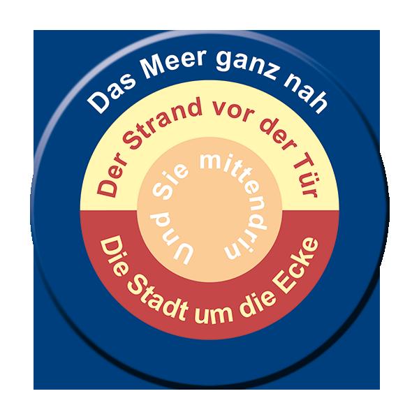 Logo das Meer ganz nah Nordseeklinik Westfalen COPD Asthma Schwerpunktklinik