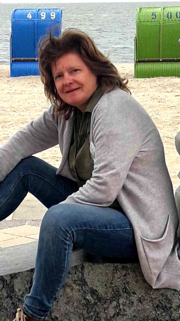 Ausbilderin Monika Roeske Nordseeklinik Westfalen COPD Asthma Schwerpunktklinik