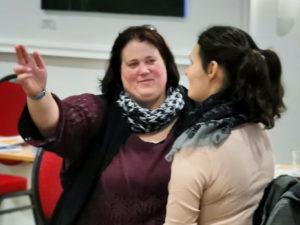 Seminar Zusatzqualifikation Wingwave Coach in der Nordseeklinik Westfalen mit Sabine Jochheim
