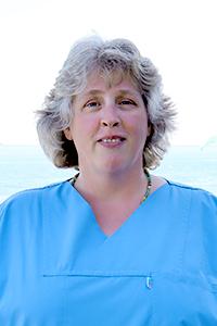 Tanja Küchemann leitet den Pfledienst in der in der Nordseeklinik Westfalen