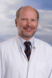 Martin Leibl hat die medizinische Leitung in der Nordseeklinik Westfalen - Behandlungsschwerpunkte